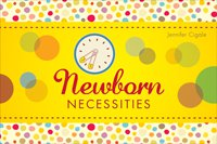 Newborn Necessities Log Book for Mom