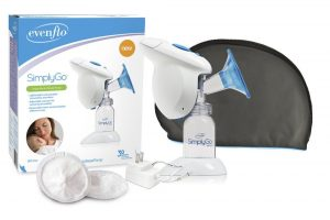 Evenflo SimplyGo Breast Pump