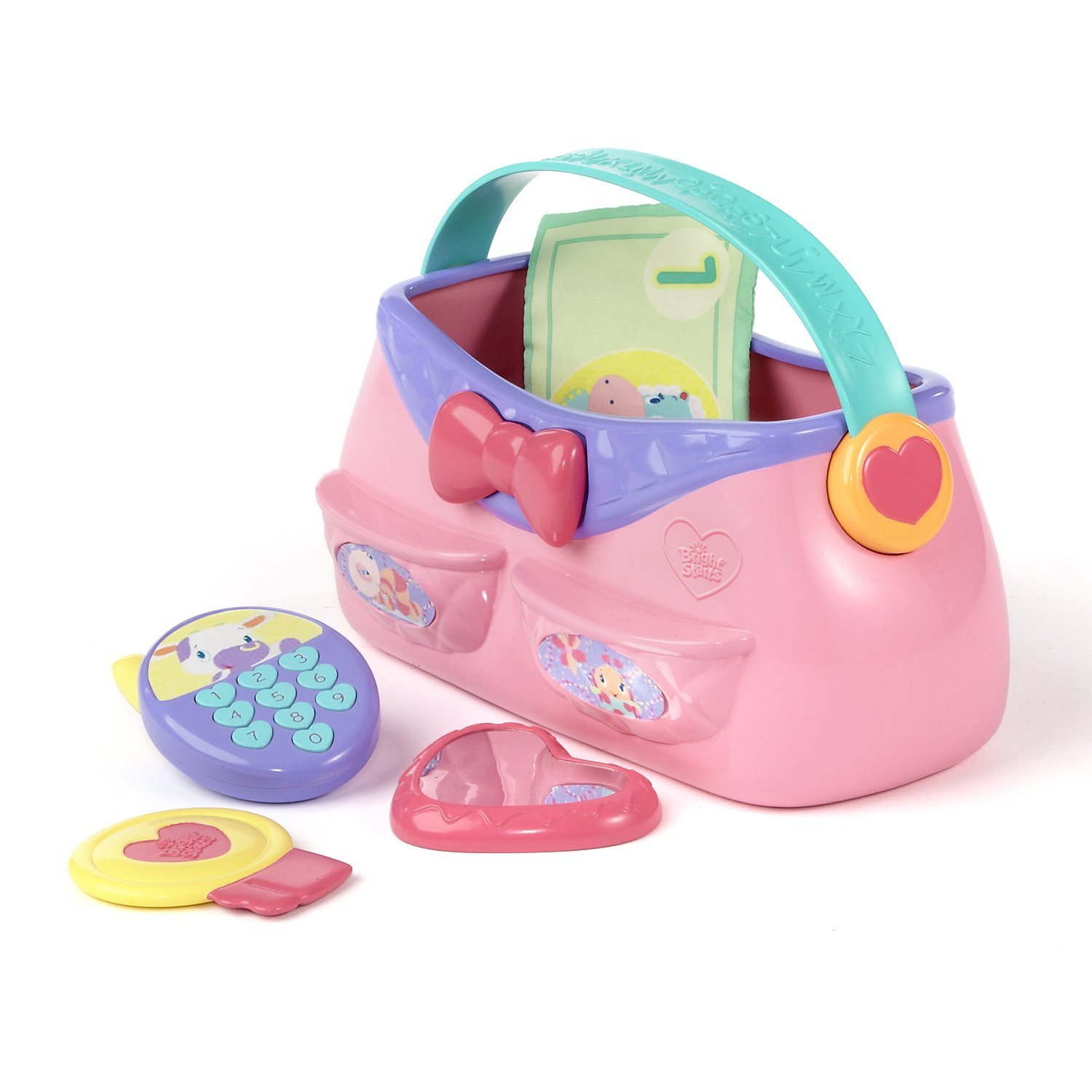 Bella S First Purse Bright Starts Toy Review It S