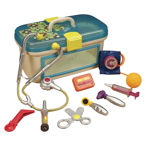 Toy Doctor Kit : He s going to be a doctor for now it gravy baby