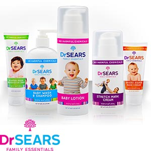 Dr. Sears Baby Care Line