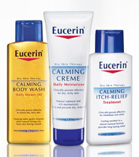 Fight Dry Skin & Moisturize with Eucerin #Giveaway
