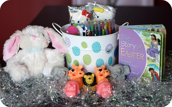 Encourage creativity play with an activity filled easter basket whats negle Gallery