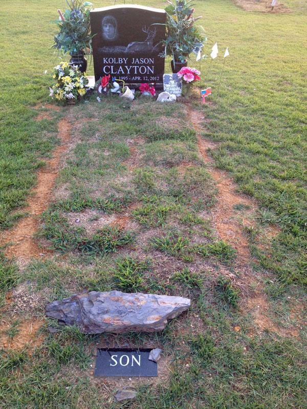 Kolby's Grave
