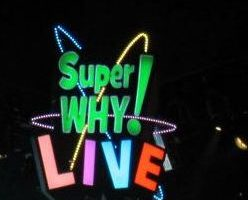 Super Why Live Tour