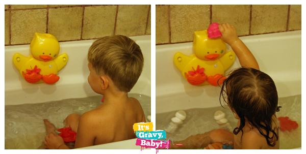 Bkids Ducky Spout Bath Toy