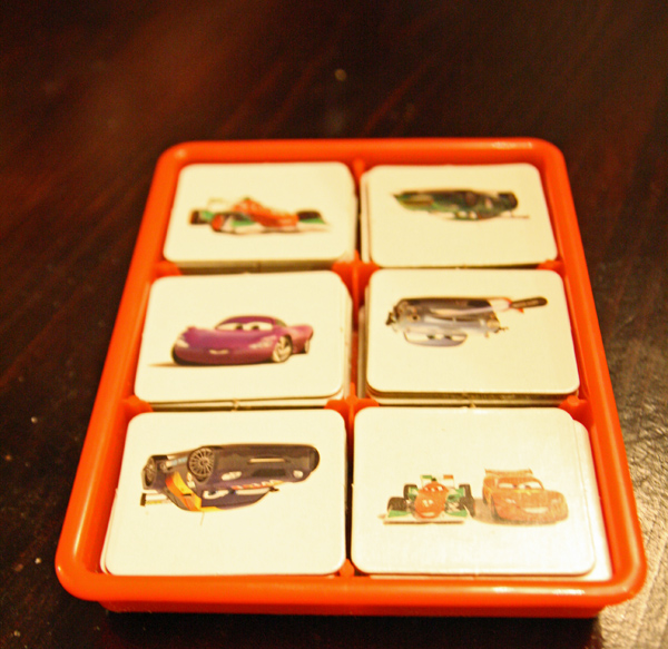 Hasbro Cars Memory Game, Lightning McQueen, Family Game Night