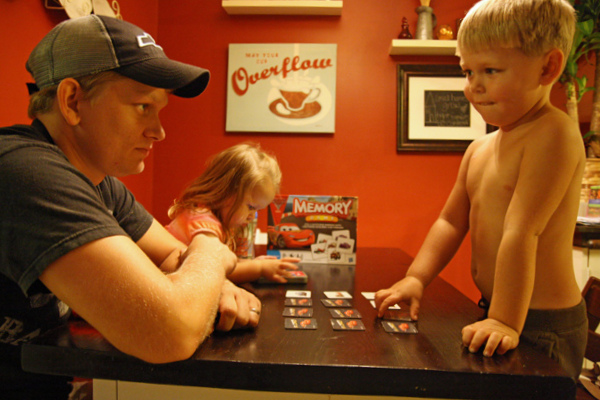 family game night, hasbro game night