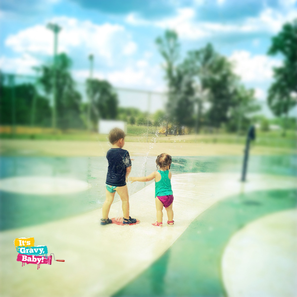 Kids Splash Pad Alabama
