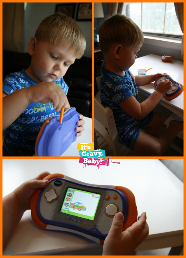 MobiGo 2 Touch Learning System