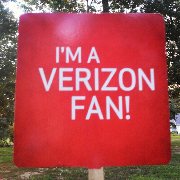 Verizon Fan