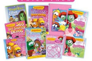VeggieTales Penniless Princess Prize Pack Giveaway