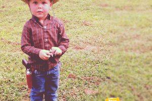 Cute Cowboy Bryson