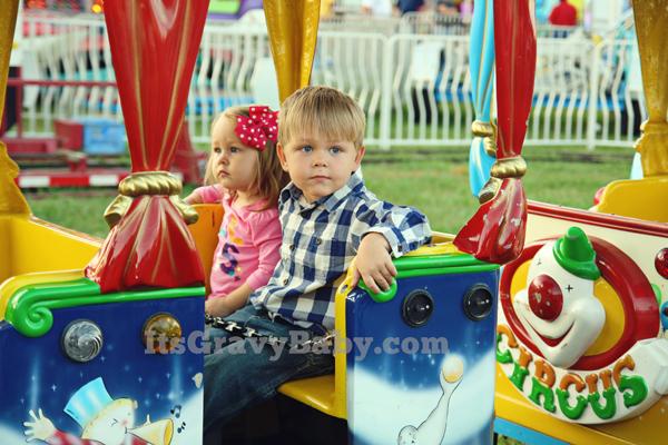 Fair 2012 Train Ride