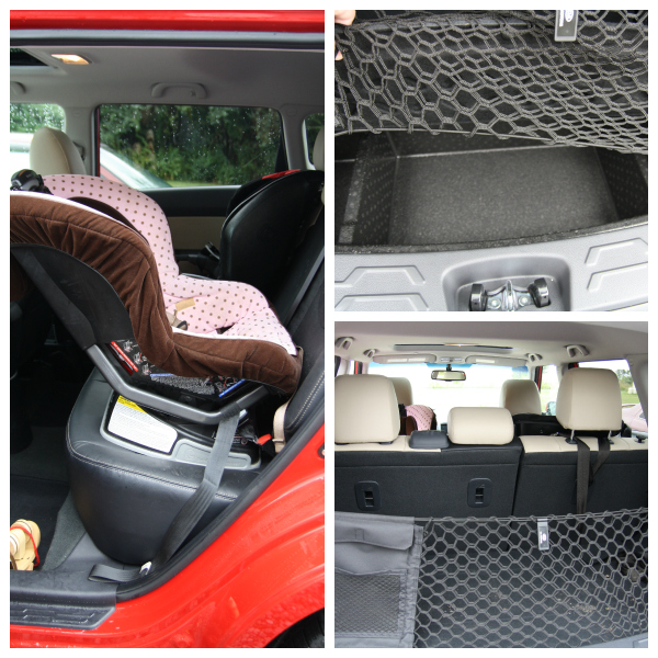 Kia SOUL 2012 Car Seats