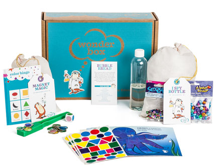 Wonder Box Mad Scientist Craft Kit