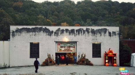 Tennessee Valley Railroad Museum Eerie Express Fun House Experience