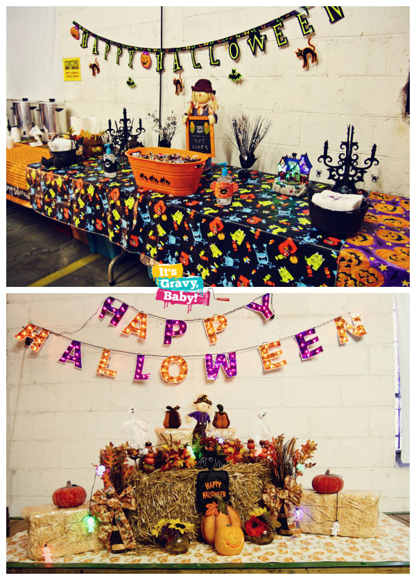 Tennessee Valley Railroad Museum Halloween Fun House for Kids