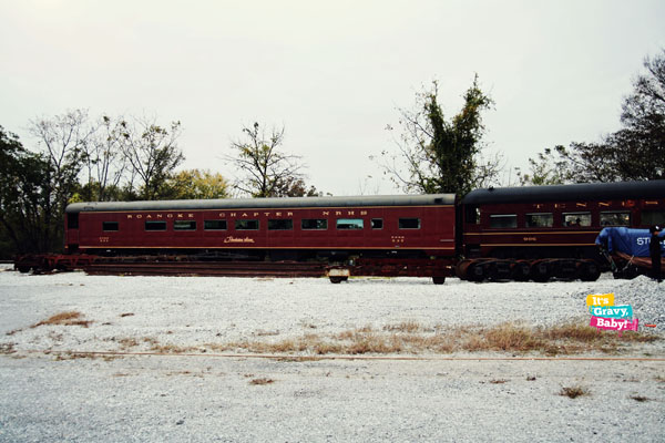 Tennessee Valley Railroad Museum Train Halloween Eerie Express