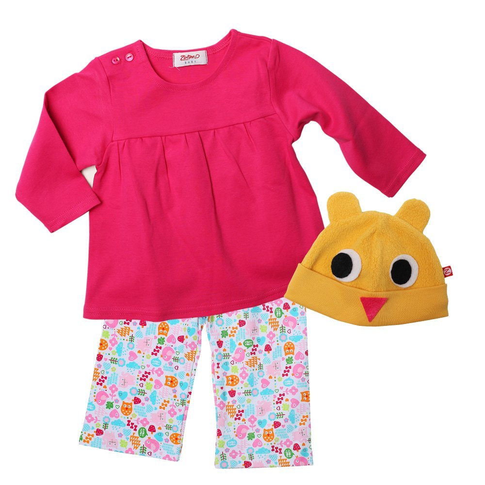 Zutano Baby Girls Infant Owl Costume Crafting Set