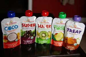 Happy Family Organic Superfoods Squeeze