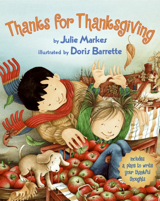 Thanksgiving Book - Thanks for Thanksgiving