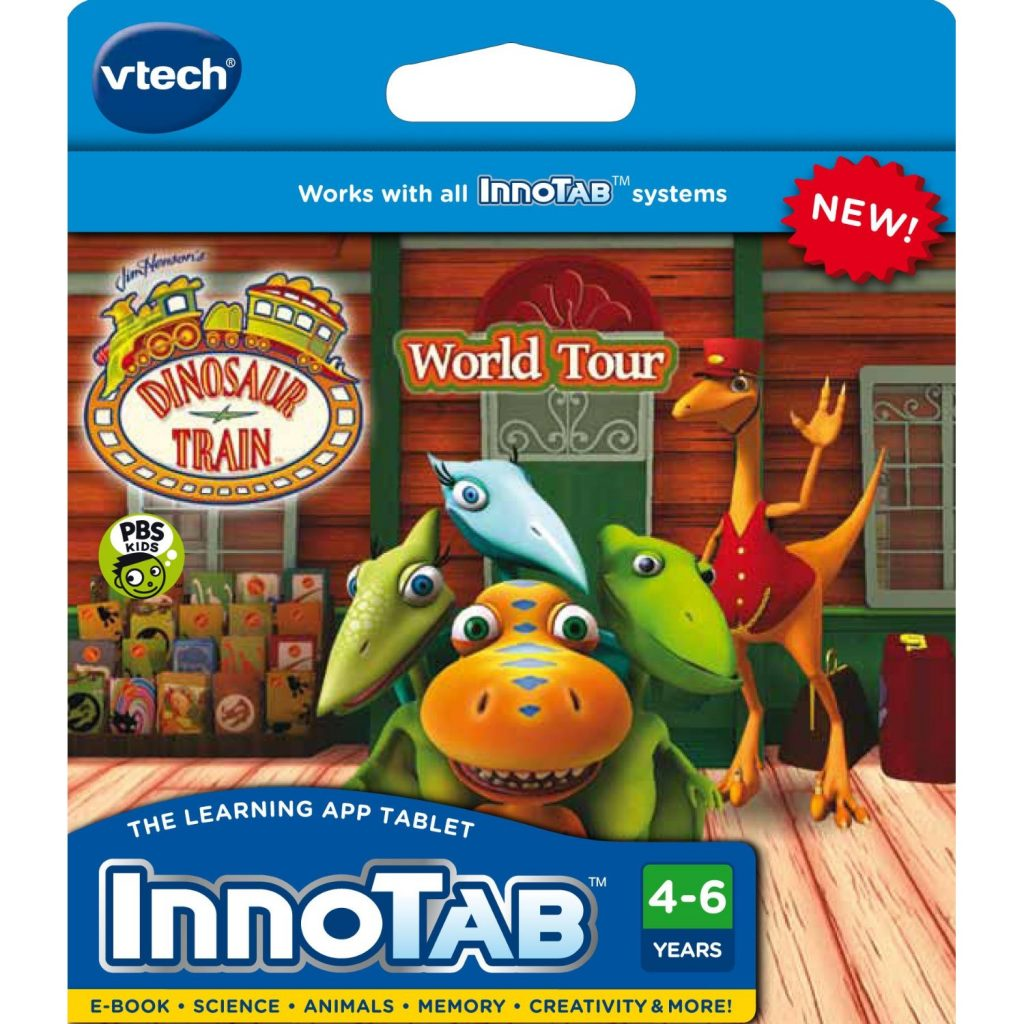VTech Innotab Dinosaur Train Game