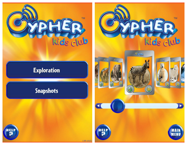 Cypher Kids Club Screenshots