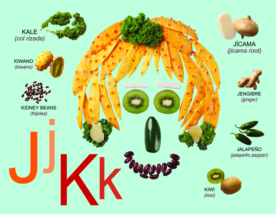 Healthy Food from A to Z