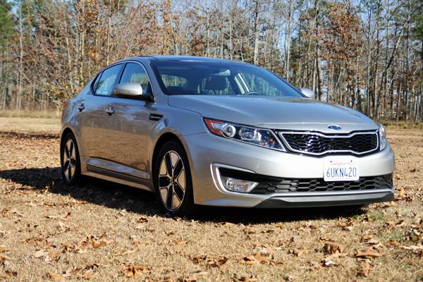 Kia Optima Hybrid Premium 1