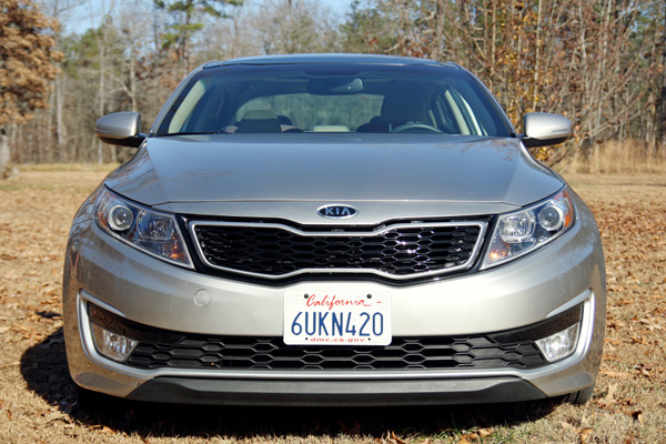 kia optima hybrid premium a family friendly car it 39 s gravy baby. Black Bedroom Furniture Sets. Home Design Ideas