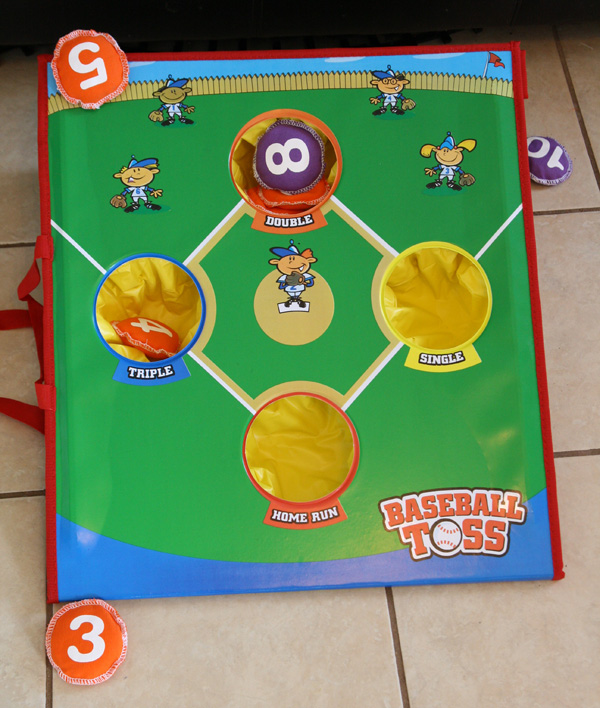 Smart Toss Math Game Learning Resources