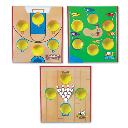 Smart Toss Math Game