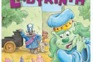 The Labyrinth Childrens Book