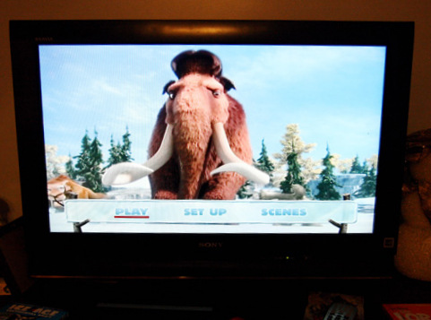 family night ice age 4