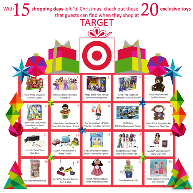 Exclusive Toys at TargetExclusive Toys at Target