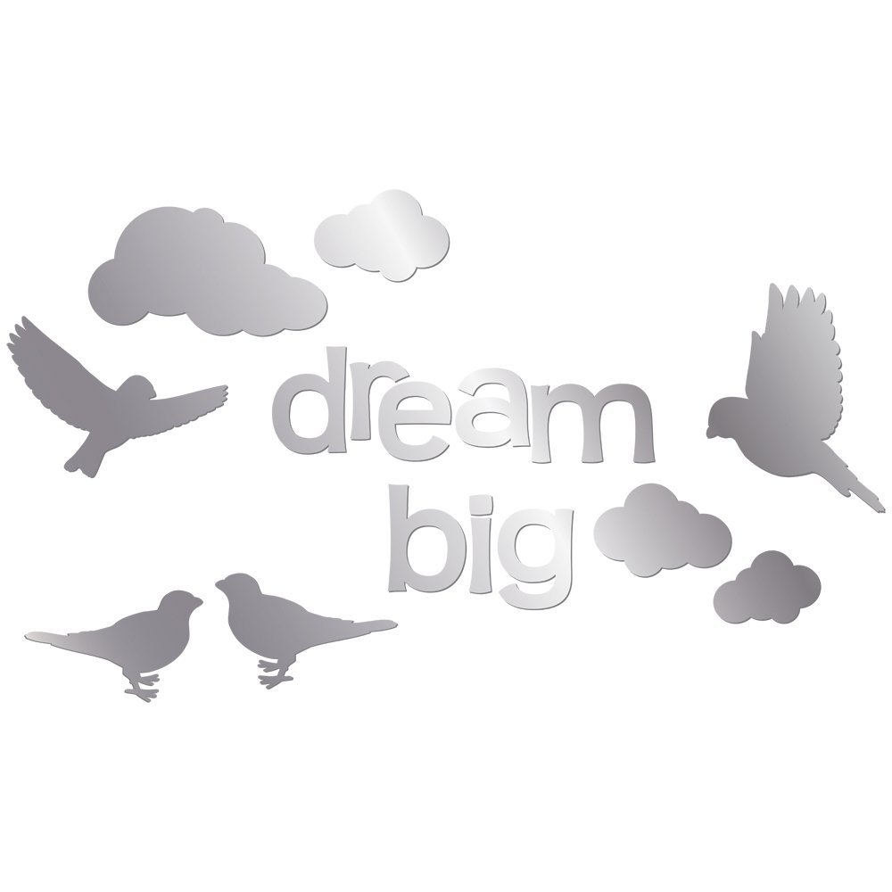 Dream Big Wall Decals - Lot 26 Studio