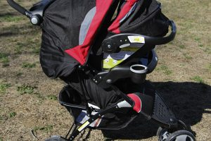 Eddie Bauer Trail Hiker Travel System