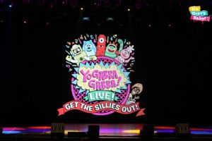 Yo Gabba Gabba! Live! Get the Sillies Out! Tour