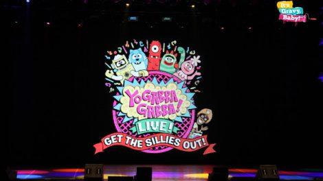 Yo Gabba Gabba! Live! Get the Sillies Out! Tour