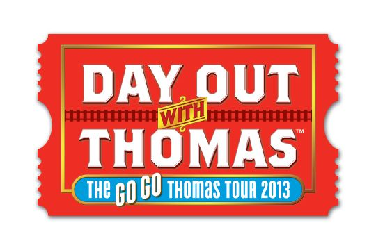 Day Out with Thomas- The Go Go Thomas Tour 2012