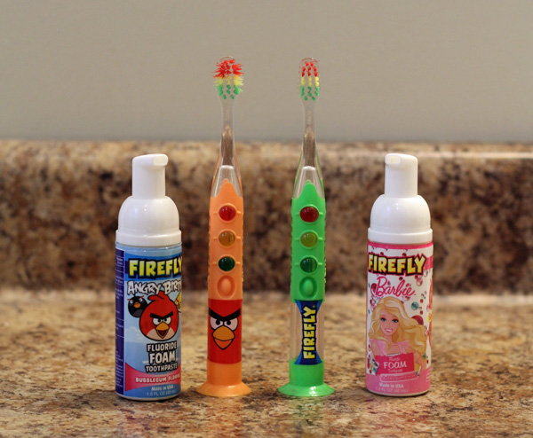 Firefly Oral Products for Kids