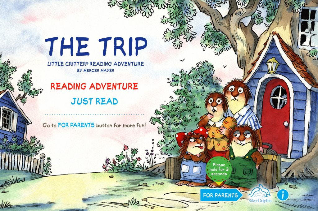 Little Critter The Trip app