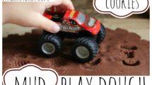 Play Dough Chocolate Mud