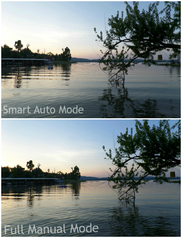 Samsung Smart Camera Shots Auto Manual