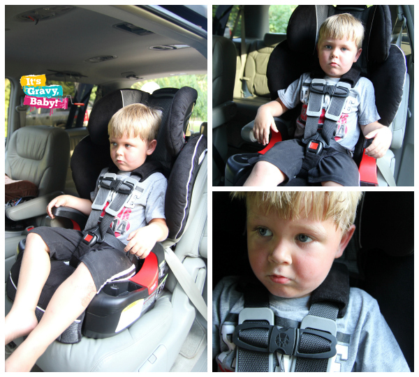 Britax Frontier 90 Carseat Review