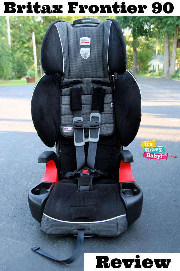 Britax Frontier 90 Harness 2 Booster Cat Review