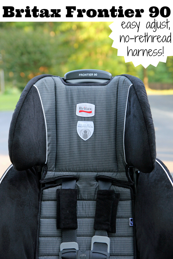 Britax Frontier Easy No-Rethread Harness
