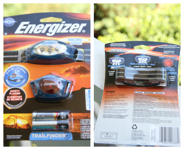 Energizer Bright Headlight Trailfinder