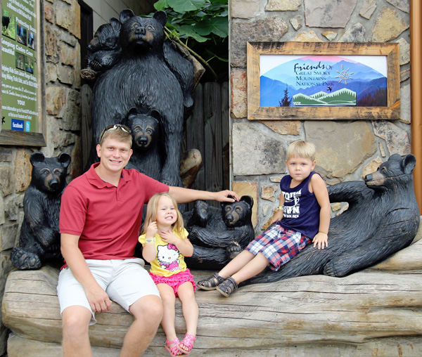 Smoky Mountains Family Vacation Gatlinburg